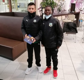 Il Progetto Aurora cede quattro giocatori al Sassuolo