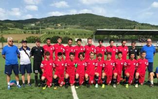 Rappresentativa regionale juniores subito vincente al 2° torneo Brescia