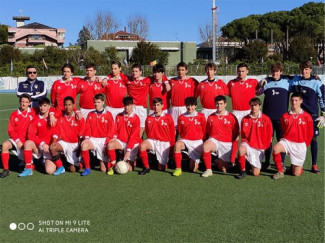 Fya Riccione vs Rapp. under 14 FIGC Rimini 1-5