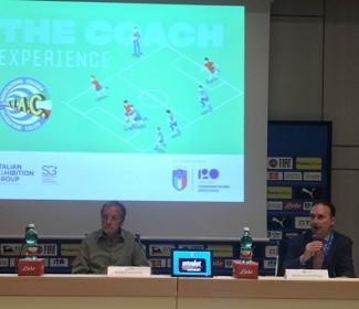 """""""The coach experience"""": presentato a coverciano il primo grande evento per allenatori e appassionati di calcio"""