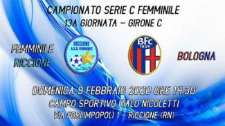 Femminile Riccione alla ricerca del successo smarrito nel derby emiliano-romagnolo