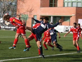 Juventus Club vs Gotico Garibaldina 2-1