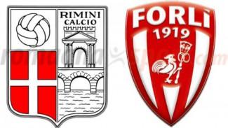 Allenamento congiunto  Rimini FC - Forlì FC