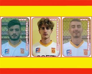 Us Montecchio-Pol Brescello 3-2