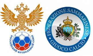 La Russia travolge San Marino 9-0