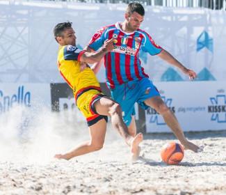Coppa Italia Beach soccer: definite le semifinaliste