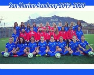 Roma CF vs San Marino Academy 0-2