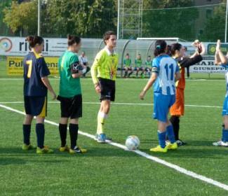 San Paolo vs Femm. Riccione 0-1