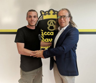 Mattia Fanti è un giocatore della Piccardo Traversetolo