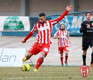 Sanbenedettese vs Forlì 1-2
