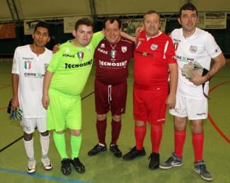 Sportinsieme: il Catellarano calcio a 5 atleti speciali premiato come Campione Nazionale