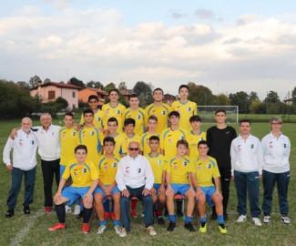 Sparta Castelbolognese - Valsanterno 2009  0-2