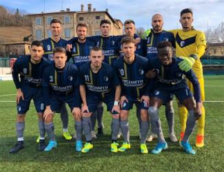 Sp. Franciacorta vs SassoMarconi Zola 1-2