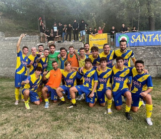 Coppa - Santagatese-FC Young Santarcangelo 0-12