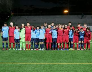 Esperienza a Madrid con l'Atletico per i 25 migliori del camp del Ravenna FC