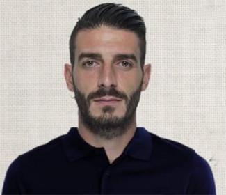 Stefano Del Sante è un attaccante del Tre Fiori