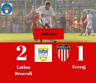San Bartolo Gabicce - Superga 2-1