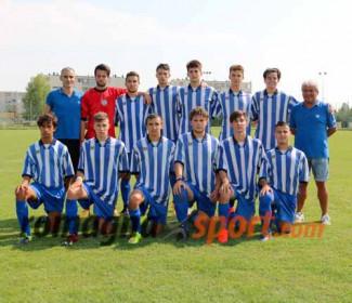 Torconca vs Gambettola 4-1