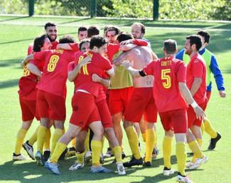 Campionato: Domagnano e Murata trovano i quarti di finale appena dopo l'intervallo