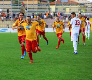Ravenna vs Vis Pesaro 2-1
