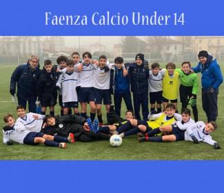 Luci e ombre per il Faenza calcio nell'ultimo turno dei campionati giovanili