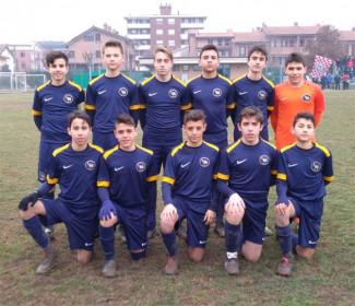 under14 - Santarcangelo – Modena 1-1