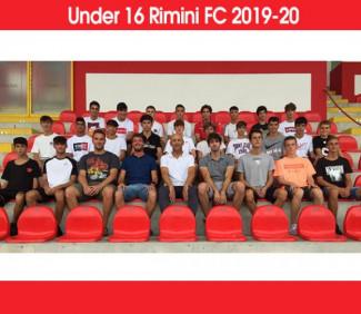 "Raduno al ""Neri"" per l'under 16 del Rimini"
