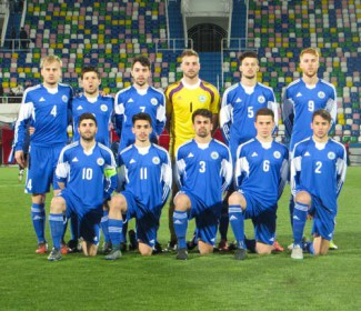 Under 21 - San Marino vs Grecia 0-5