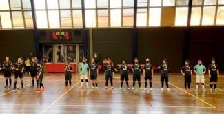 Sassoleone 2015 vs Virtus Romagna2-3