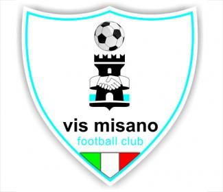 Vis Misano-Rimini 4-4 (primo tempo 2-1)