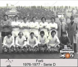 FOTO STORICHE - AC Forlì 1976-77