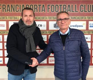 Gianluca Zattarin è il nuovo allenatore del Franciacorta Football Club