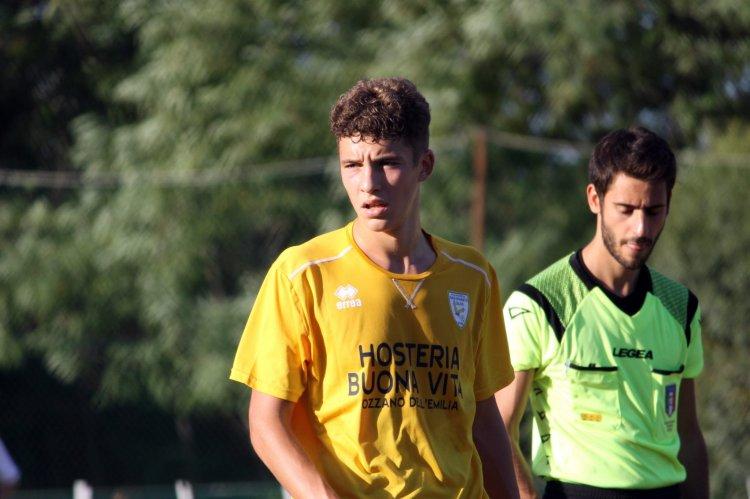 San Donato, Mario Piombino promosso in prima squadra