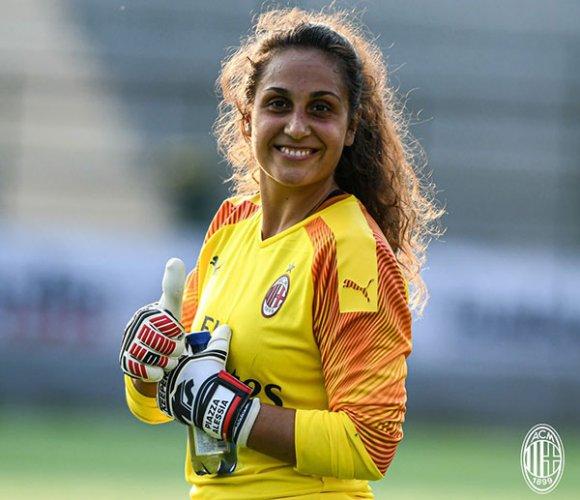 San Marino Academy femminile: per la porta arriva Alessia Piazza