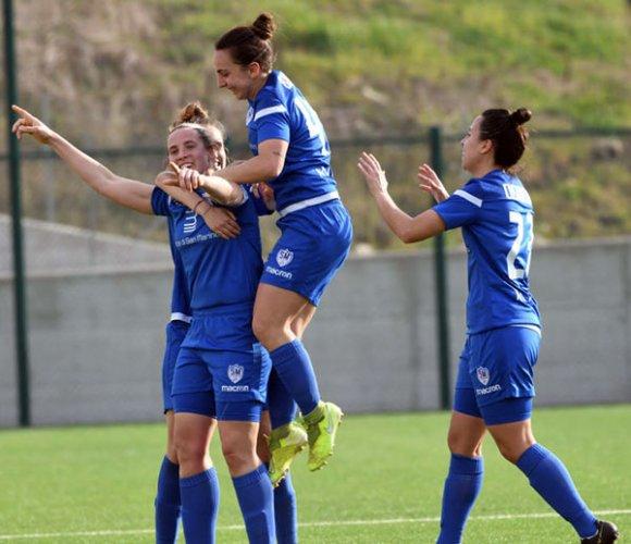 San Marino Academy femminile: domani l'Inter per tentare l'aggancio