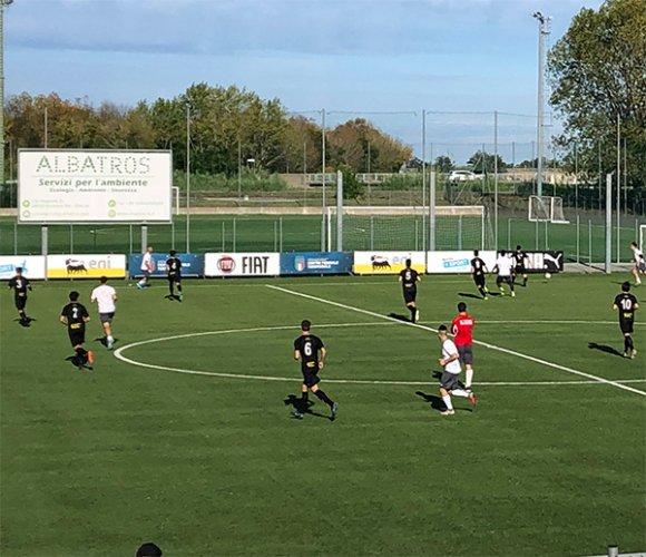 Allenamento condiviso Borgo Marina-Young Santarcangelo 0-2