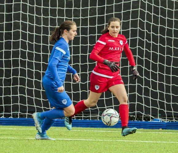 Alice e Giulia Zaghini convocate con la Nazionale italiana Under 17.