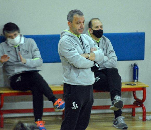 L'analisi di coach Matteo Capra (Pall. S.Giorgio) dopo l'andata dei play off