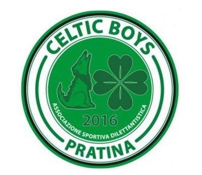 Pubblicata la rosa dell'ASD Celtic Boys Pratina 2016 2018-19