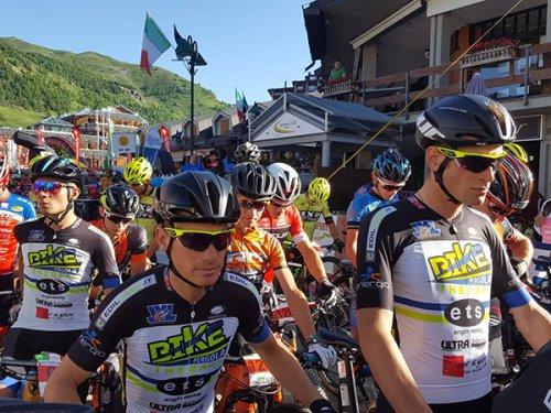 Bike Therapy Pergola protagonista al campionato italiano Marathon.