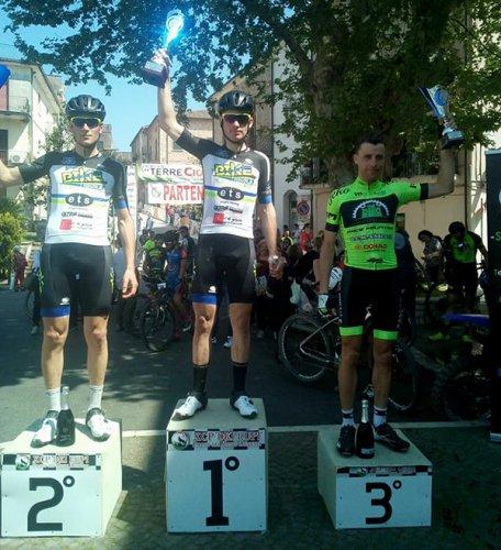 Bike Therapy Pergola, dominio assoluto alla Xcp dei Lupi (Lazio)