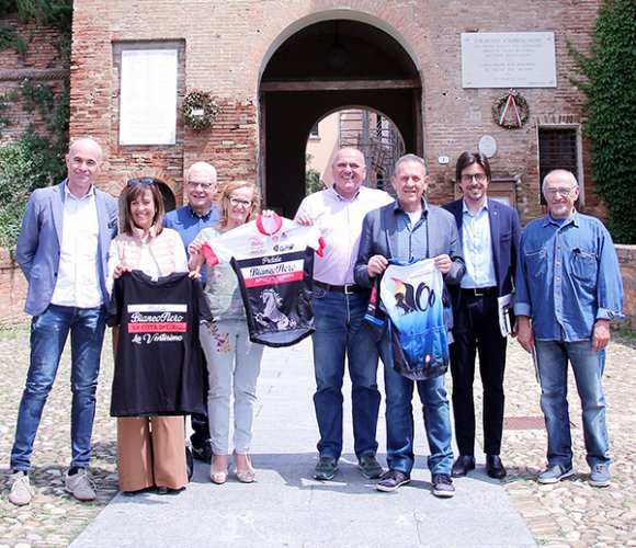 Pprimavera in sella con le iniziative dell'associazione pedale bianconero