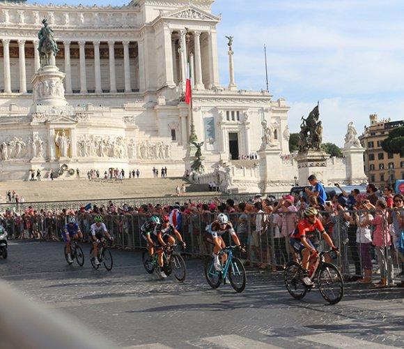 Conferenze stampa a fine Giro d'Italia