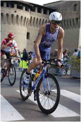 Vanni Viroli vola al Campionato del Mondo Ironman