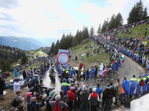 14°Tappa Giro d'italia 2018 - San Vito al Tagliamento - Monte Zoncolan