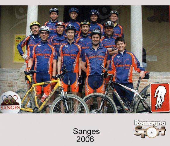 FOTO STORICHE - Sanges Ciclismo 2006