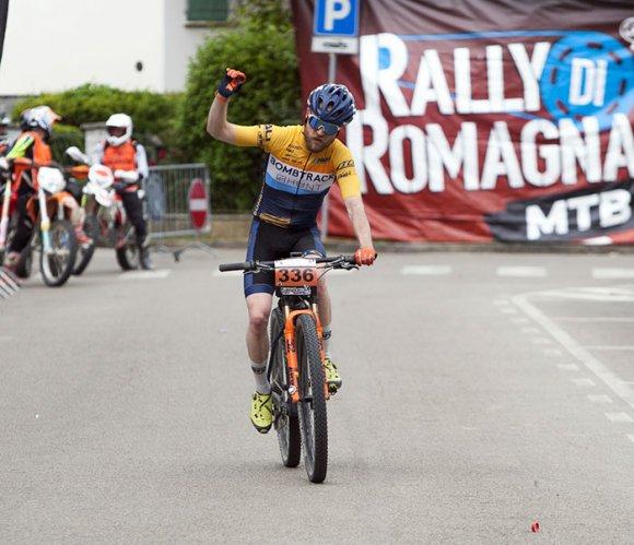 Parla straniero la prima tappa del Rally di Romagna MTB