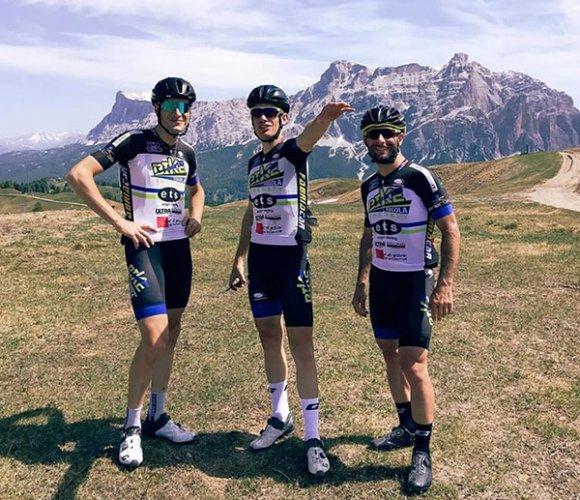 Bike Therapy Pergola: Doppietta alla Gran Fondo del Verdicchio, presente alla Hero Dolomites