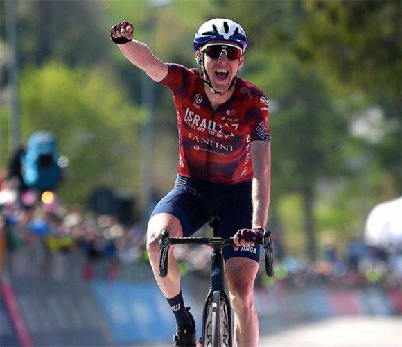 Bellissima e combattutissima diciassettesima tappa del Giro d'Italia 2021