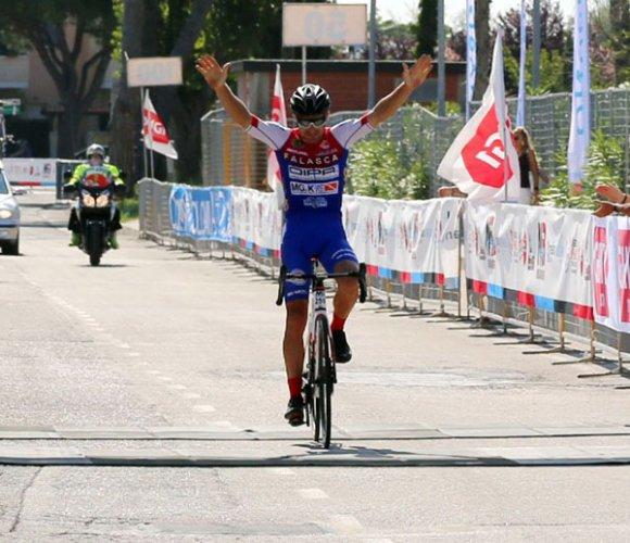 La prima edizione della Misano bike incorona Federico Pozzetto